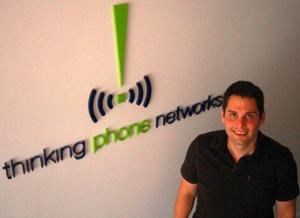 Steven Kokinos, president and CEO, Thinking Phone Networks