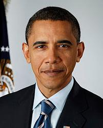 Pres. Barack Obama, who will be visiting Boston's tech education scene next week.