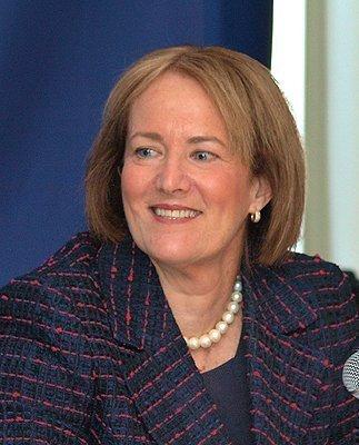Karen Mills will resign as head of the U.S. SBA