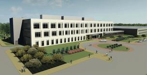 A new 107,000-square-foot, three-story building will be built next to Idexx Laboratories' current company facilities.