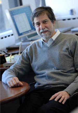 Charles Sodini, MIT electrical engineering professor and a co-founder of MEDRC