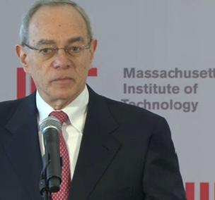 L. Rafael Reif was named the new president of MIT on Wednesday.