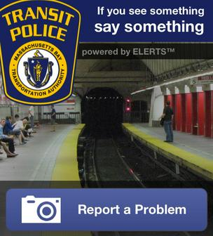 ELERTS launches MBTA security app