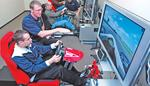 IRacing hopes for win with online racing sim