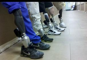 iWalk has launched its BiOM system for above-the-knee amputees.
