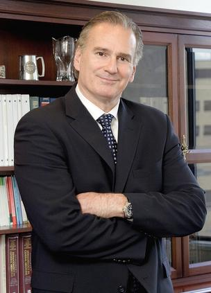 Thomas S. Kupper, M.D., chairman, BWH Department of Dermatology