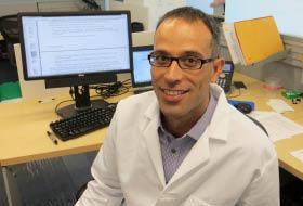 Amer Khalil, researcher, InVivo Therapeutics