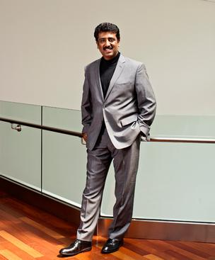Girish Kumar Navani, CEO and co-founder, eClinicalWorks