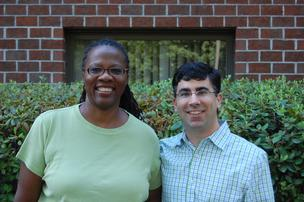 YourAppAdvisers co-founders Doris Davis and Richard Enos