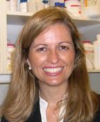 Elisabet de los Pinos, founder and CEO of Aura Biosciences