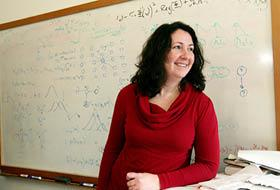 Polina Golland, associate professor of computer science, MIT