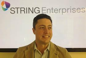 String Enterprises revs up $1.1M from angels