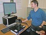 Haptics company measuring sports skills of draft prospects