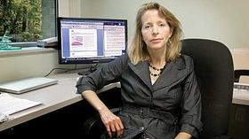 Jennifer Carter is founder of N-of-One, which uses data about cancer mutations to create customized treatment plans for patients.