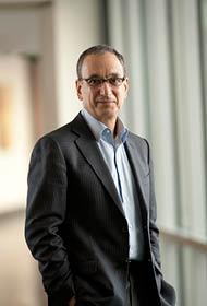 George Scangos, CEO of Biogen Idec.