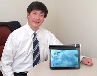 John Chuang, CEO, Litl LLC