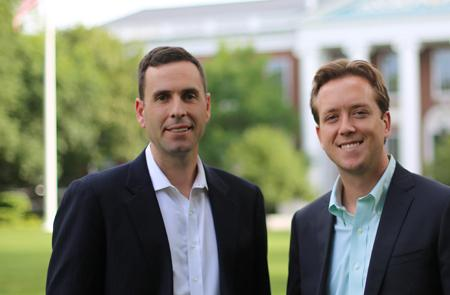 RallyPoint Co-founders Yinon Weiss and Aaron Kletzing announced a $1 million round of funding from angel investors.
