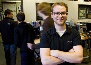 Adam Norton of iRobot is part of the 20 in 20 project
