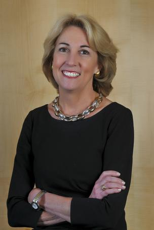 Infinity President and CEO Adelene Perkins