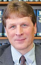 Kirk Teska, adjunct professor at Suffolk Law School and managing partner of Iandiorio Teska & Coleman