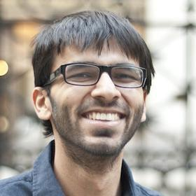 Barun Singh, founder and CTO of WegoWise