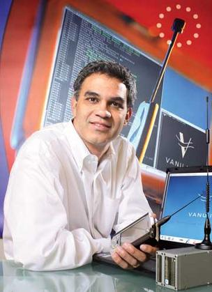 Vanu Bose, president and CEO, Vanu Inc.