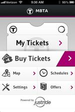 MBTA rolls out mobile ticketing for commuter rail riders