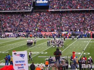 Gillette Stadium in Foxborough will have Wi-Fi after Sept. 16, thanks to Enterasys Networks.
