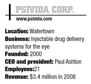 pSivida drug target gets FDA priority review