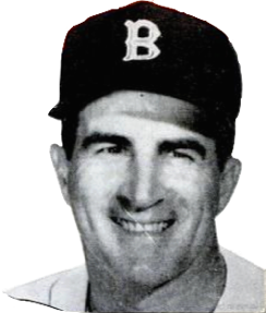 Johnny Pesky 1963 Baseball Digest photo