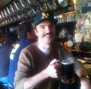 The writer, researching whether Boston is truly one of the world's best beer cities.