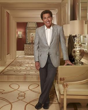 Steve Wynn at the Encore Macau Villas