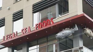 Legal Sea Foods Atlanta location exterior