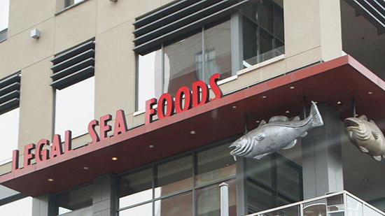 Legal Sea Foods at Braintree's South Shore Plaza is moving across the street to the Hyatt Place.