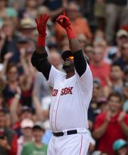 No. 2: Boston Red Sox designated hitter David Ortiz. 2013 salary: $14.5 million (year 1 of 1). Age: 37. Record as of July 22: Batting .321 with 19 HR, 16 RBI.