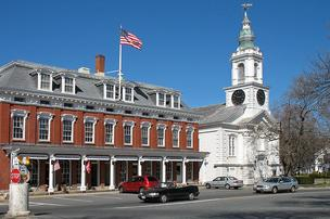 Grafton, Mass. buildings