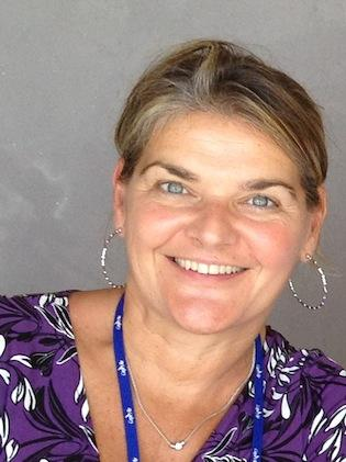 Cape Air's new president, Linda Markham.