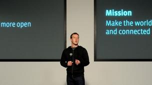Mark Zuckerberg Facebook Graph Search announcement