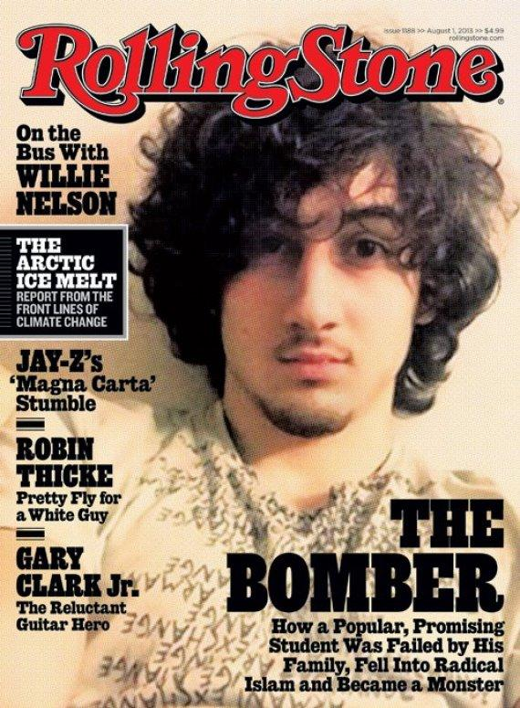 Rolling Stone's controversial Boston Marathon bombing cover won't be seen at CVS or Tedeschi.