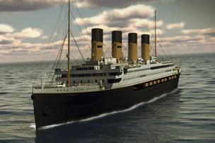 "The ""Titanic II,"" set to sail in 2016, is designed to be a faithful replica of the original – except it will have air conditioning."