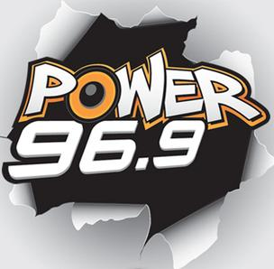 96.9 WTKK-FM's new Power 96.9 logo