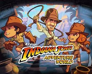 Indiana Jones adventure world promotional image