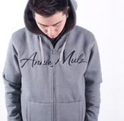 A glimpse of streetwise Boston fashion startup Annie Mulz's new line of clothing.