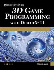 "Mercury Learning. Massachusetts publisher of textbooks, including ""3D Game Programming with DirectX 11."""