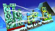 """Slam Bolt Scrappers"" is a building and fighting game on the PlayStation Network."