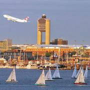 Air traffic controllers in the Boston area make $104,520, on average, according to the BLS.