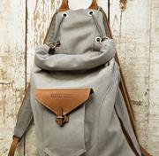 George Guest. Handmade backpacks and belts from Somerville. Spendy-styley.