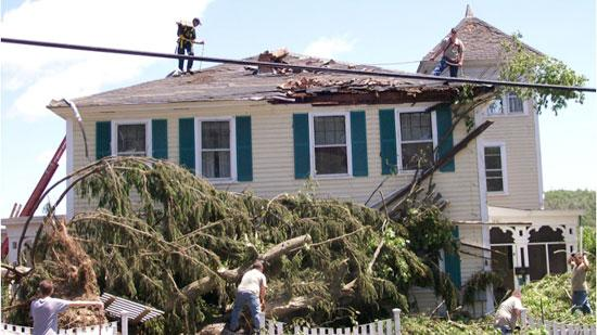 Recovers.org. 'Tech tools for disaster relief.' The founders helped organize tornado relief in Monson, Mass., then decided small towns could use better tools to manage early disaster response
