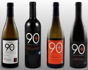 90+ Cellars, Allston. Offers: Wines from other wineries at discounted prices. The company buys the surplus and overstock wines from wineries and re-labels them with a 90+ Cellars label, and offers the wines at a lower price than the winery price. The winery receives anonymity, and thus is able to maintain its high-end prices while selling its extra inventory. 90+ Cellars offers its wines for sale online and in retail stores (the 90+ website shows 300 stores carrying its wines within 20 miles of Boston).