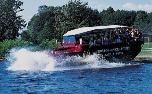 Saturn Partners, whose portfolio companies include Boston Duck Tours, is working to raise its third venture capital fund.